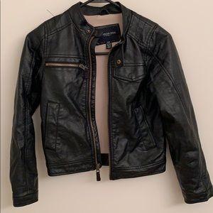London Fog Faux leather Jacket